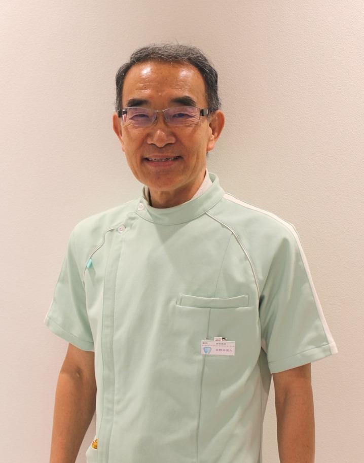 顧問:歯学博士 谷野 日出人 HIDETO TANINO
